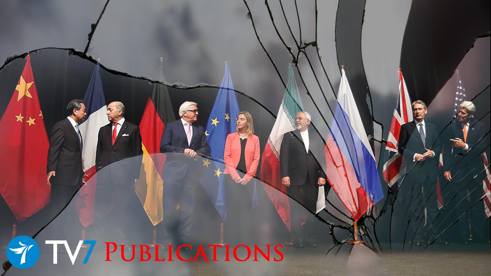 JCPOA - THREE YEARS
