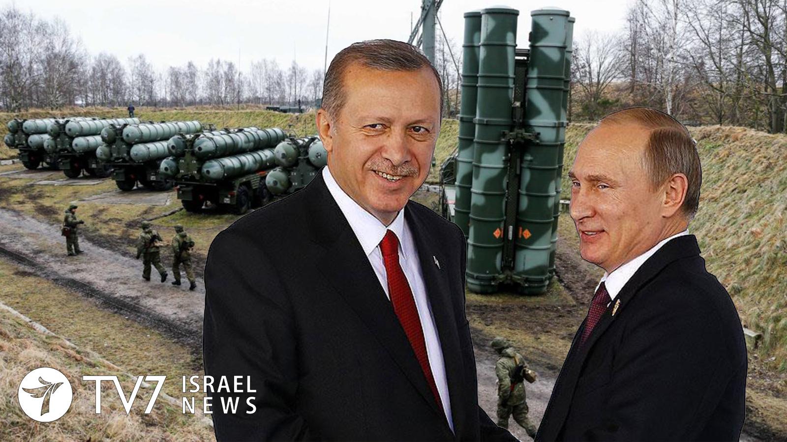 putin-erdogan russia-turkey s400 missile