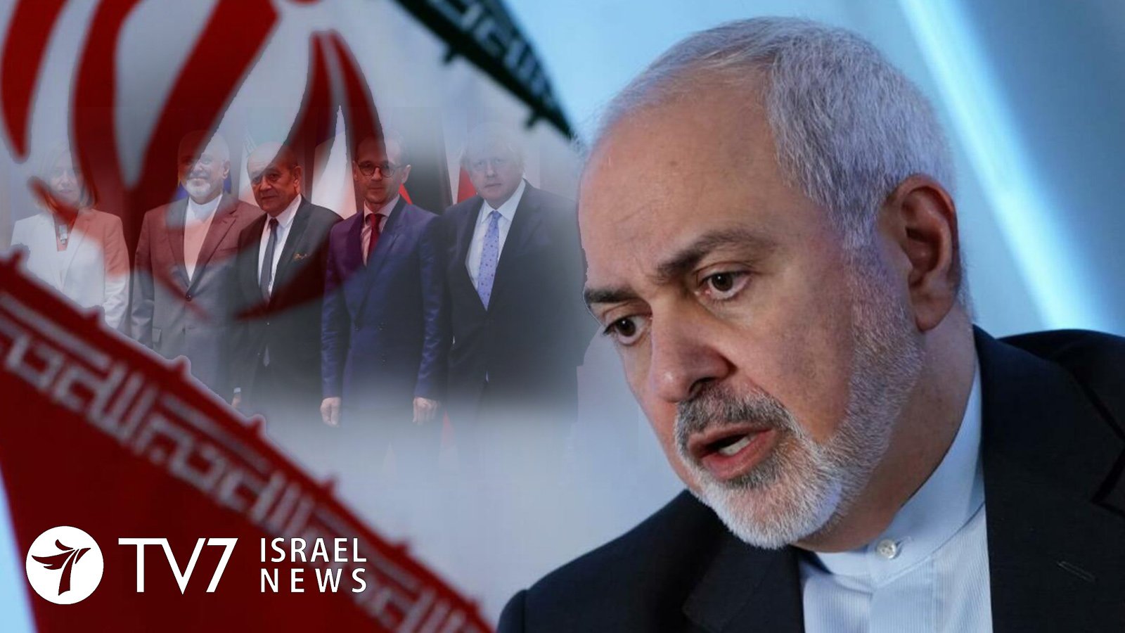Iran demands Europe's defiance of US sanctions