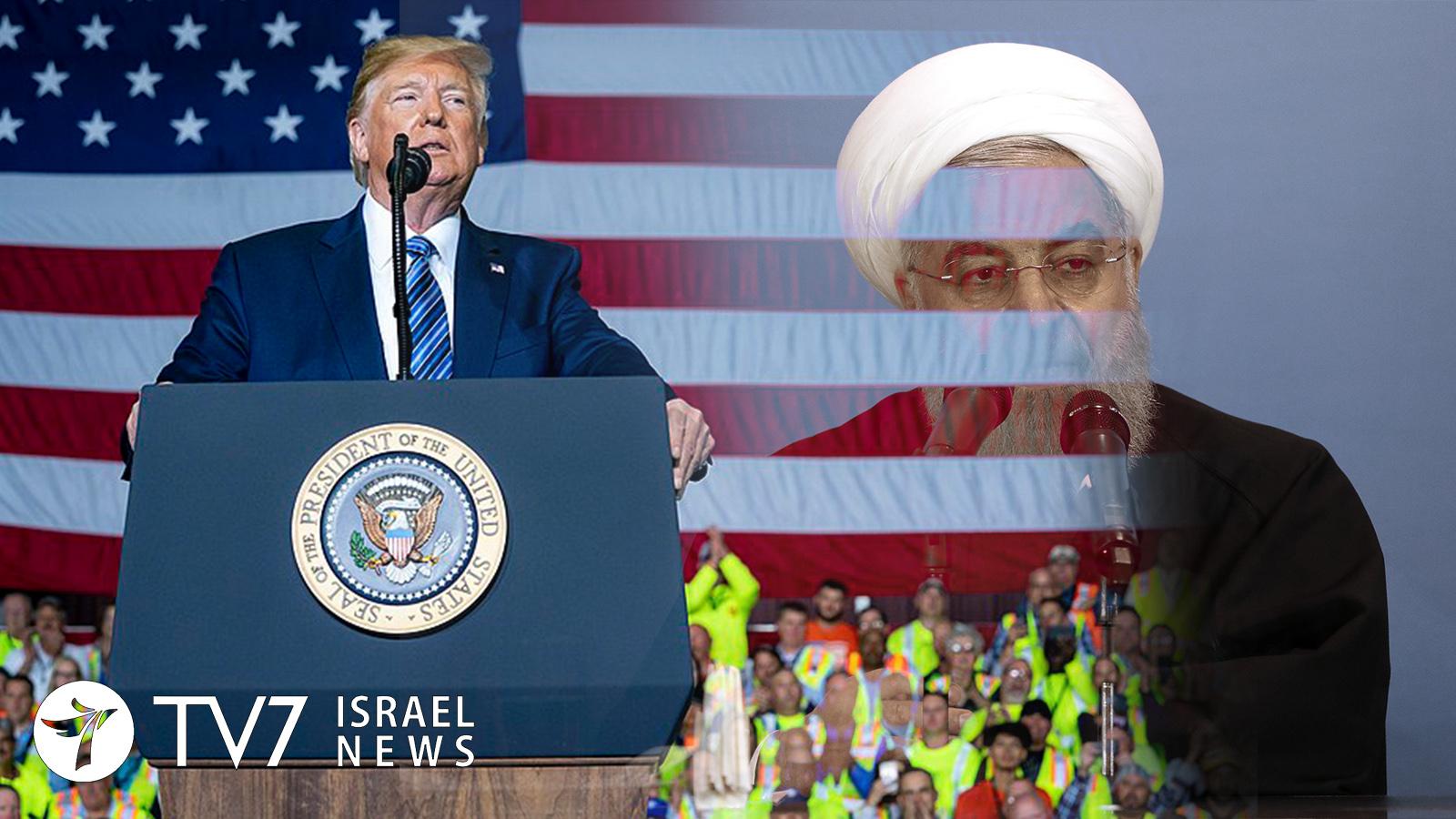 President Trump does not seek regime change in Iran_reuters